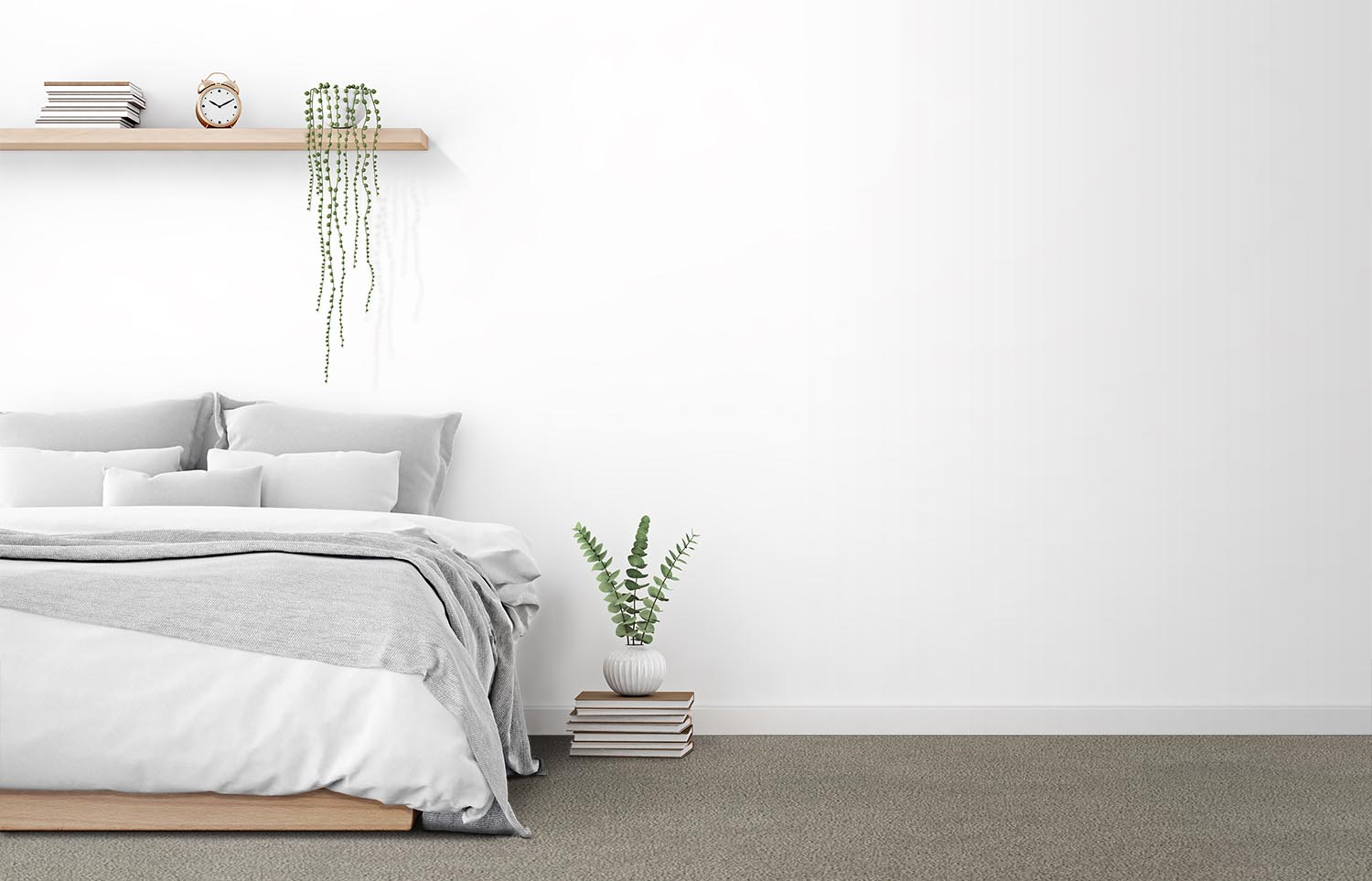 Mantra - M301 - Dusted classic bedroom