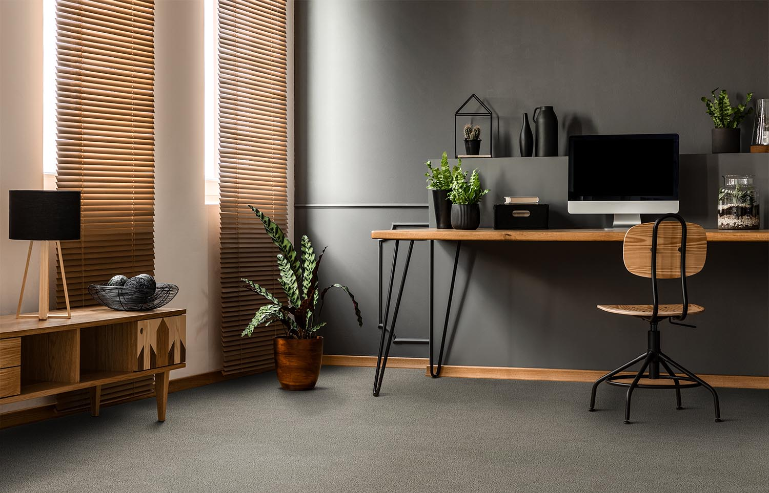 Mantra - M301 - Dusted home office