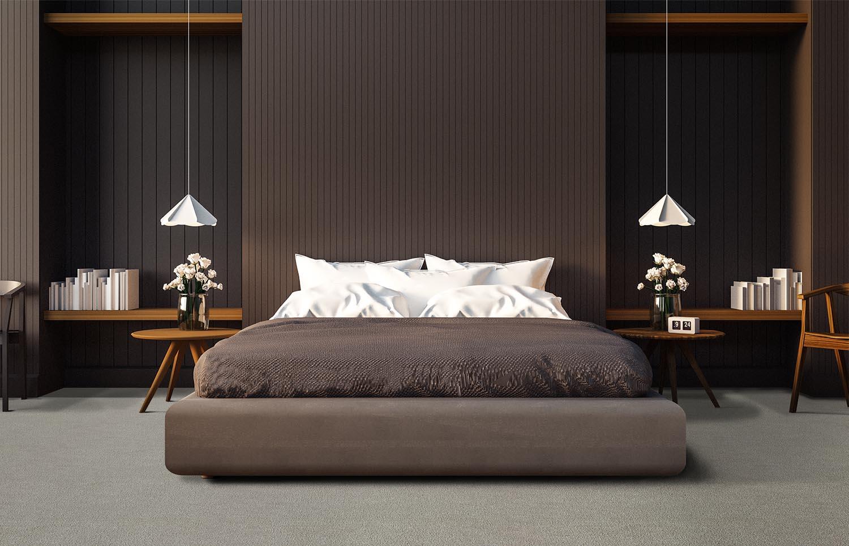 Mantra - M301 - Aqueous contemporary bedroom