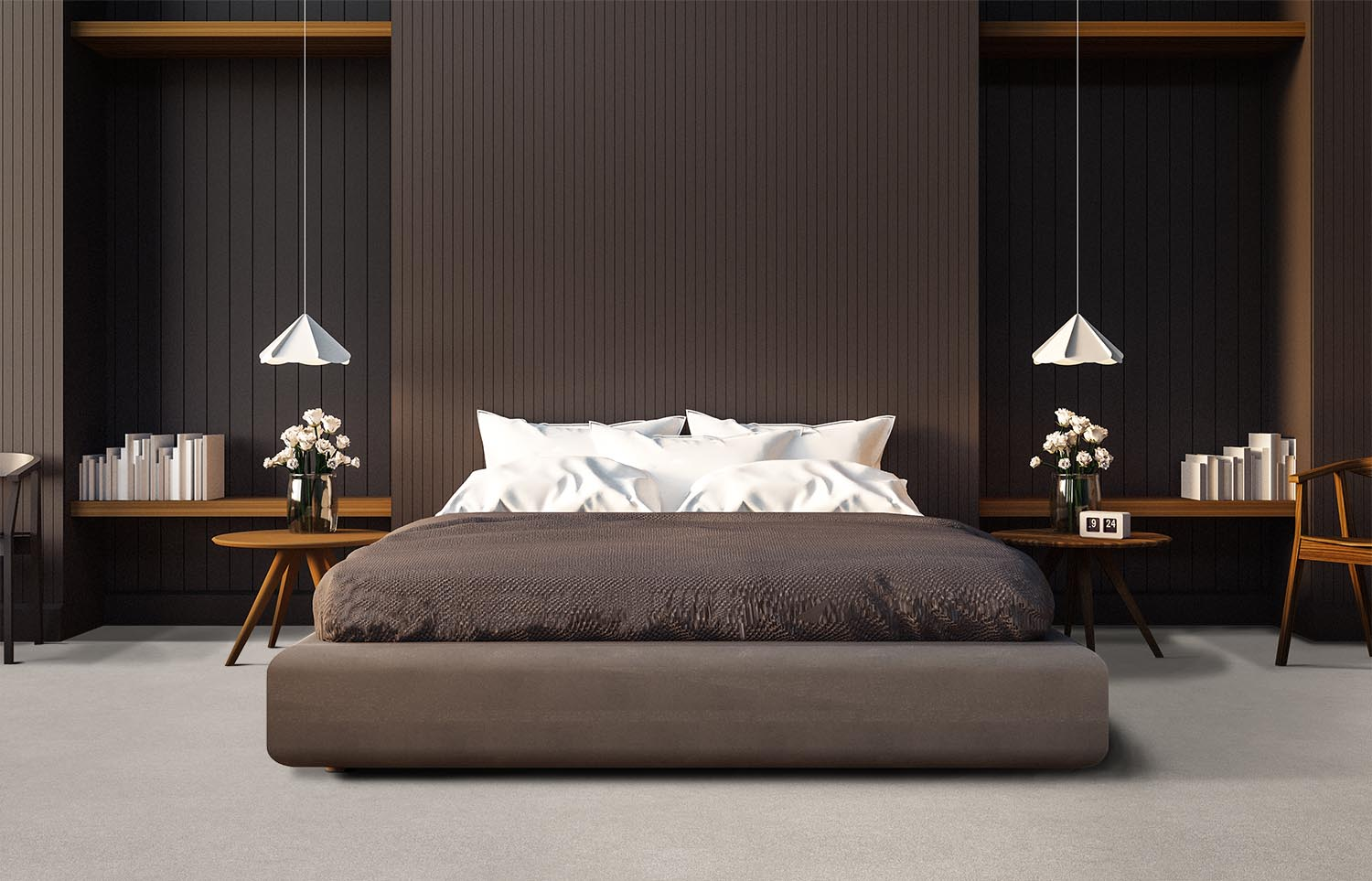 Softology - S201 - Zephyr contemporary bedroom