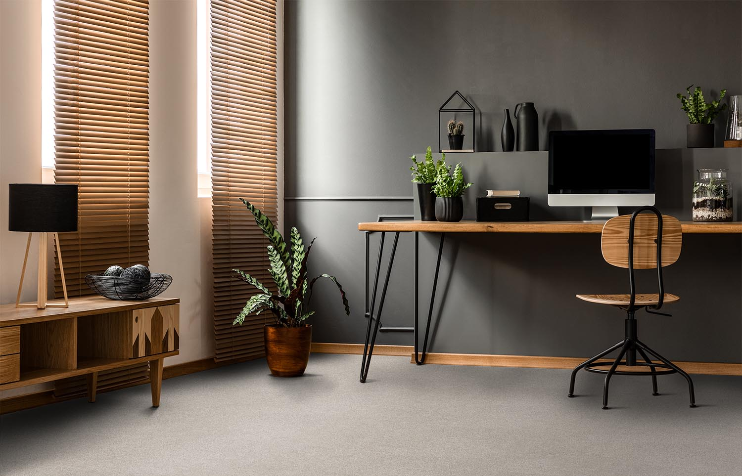 Softology - S201 - Zephyr home office