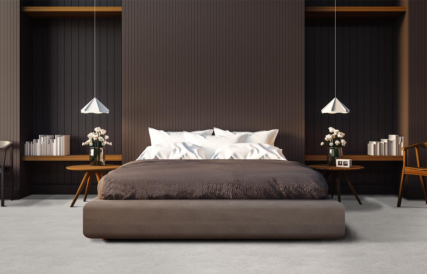 Softology - S201 - Willow contemporary bedroom