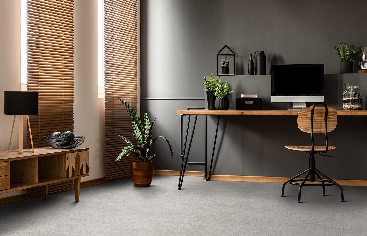 Softology - S201 - Willow home office