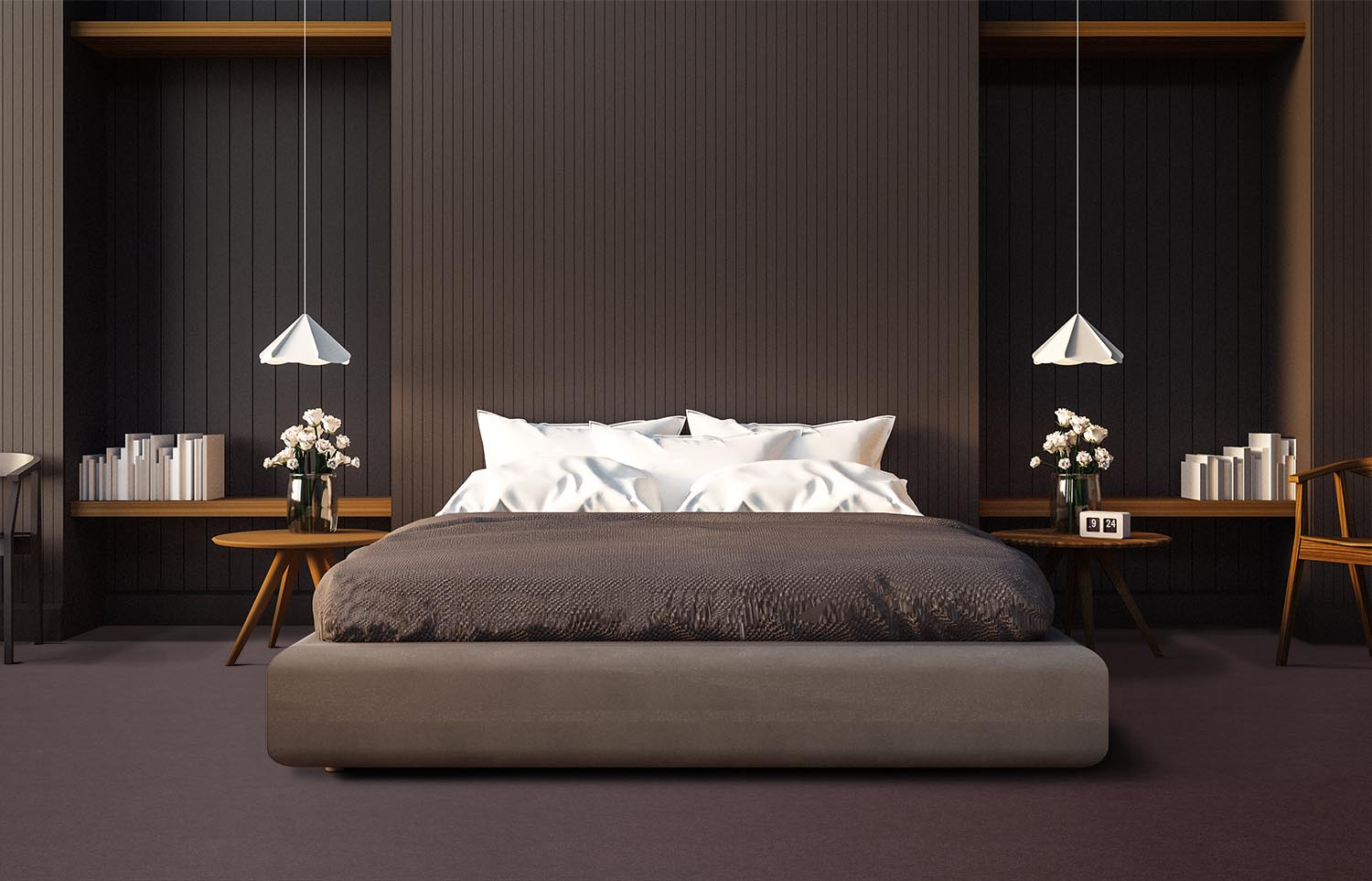 Softology - S201 - Swoon contemporary bedroom