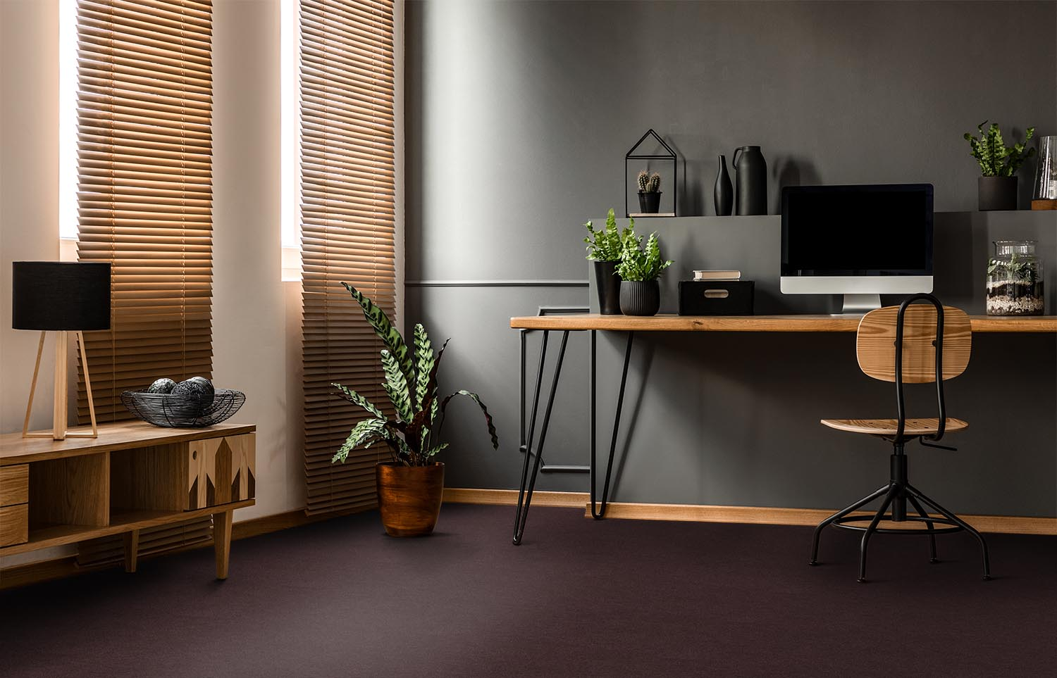 Softology - S201 - Swoon home office