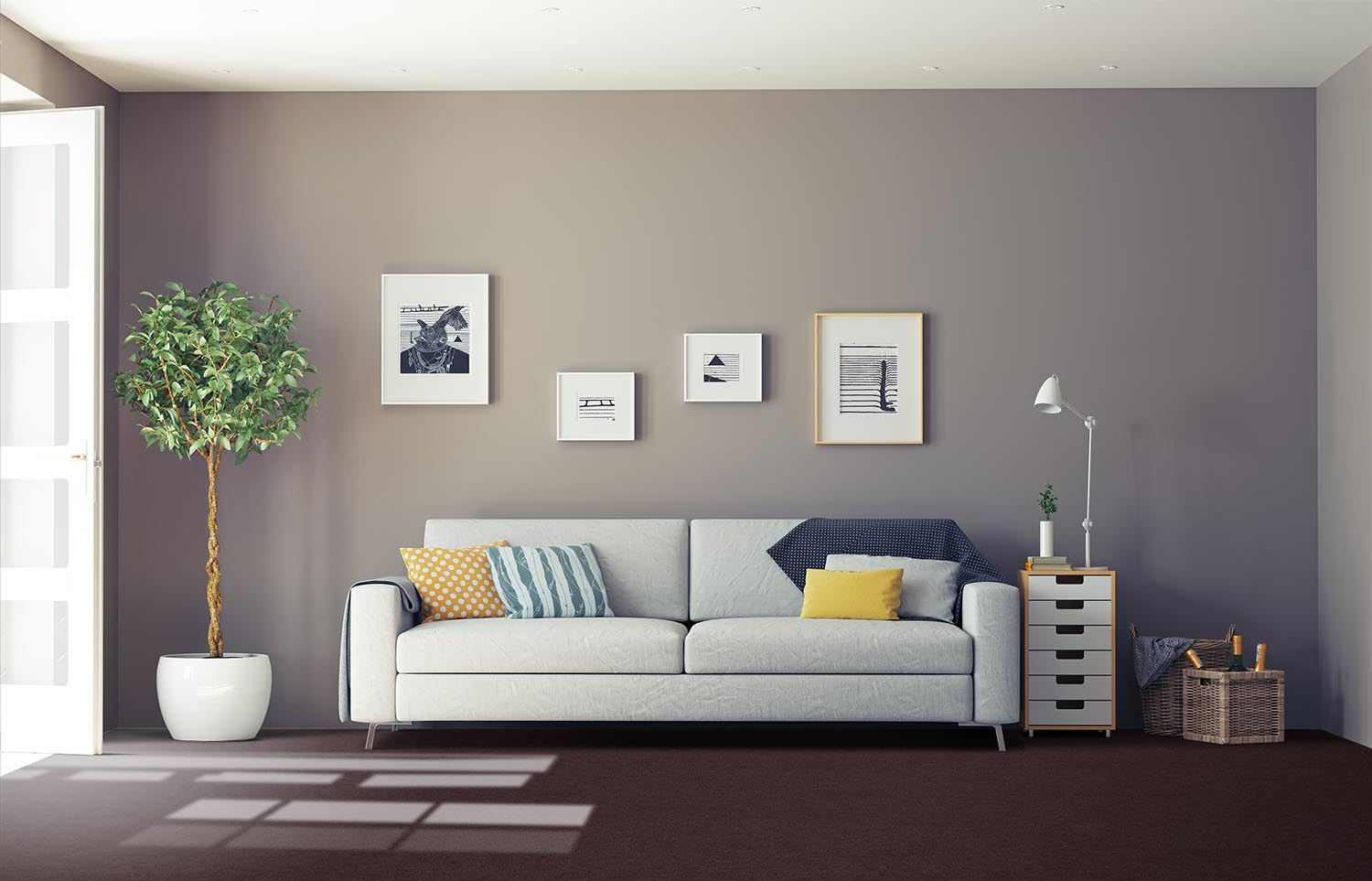Softology - S201 - Swoon classic living room