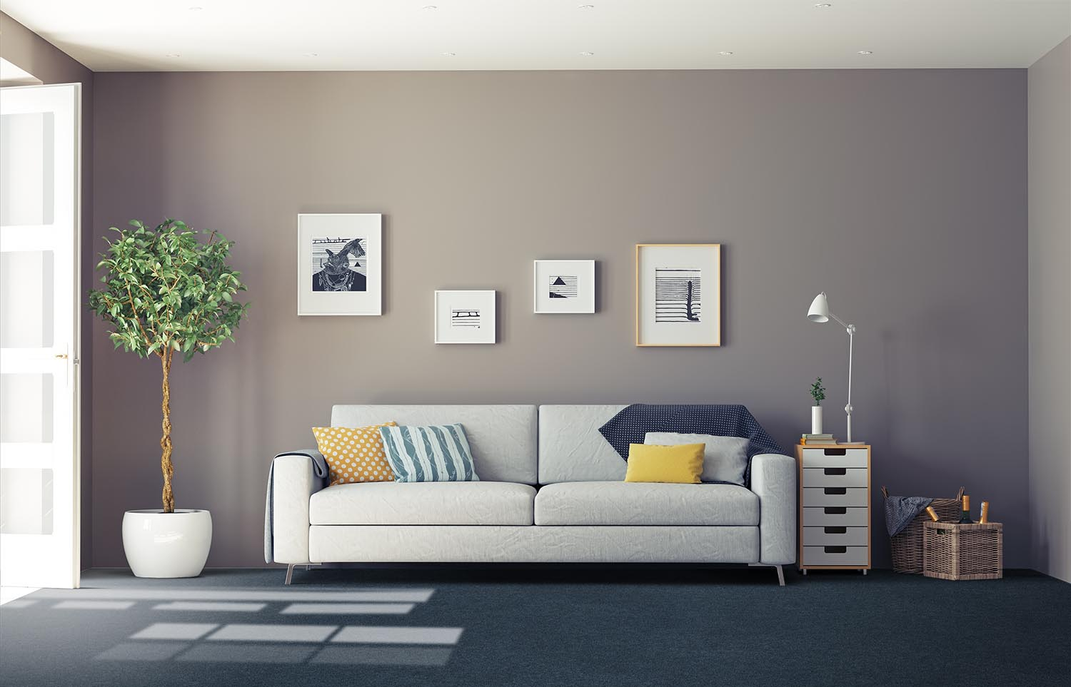 Softology - S201 - Suave classic living room