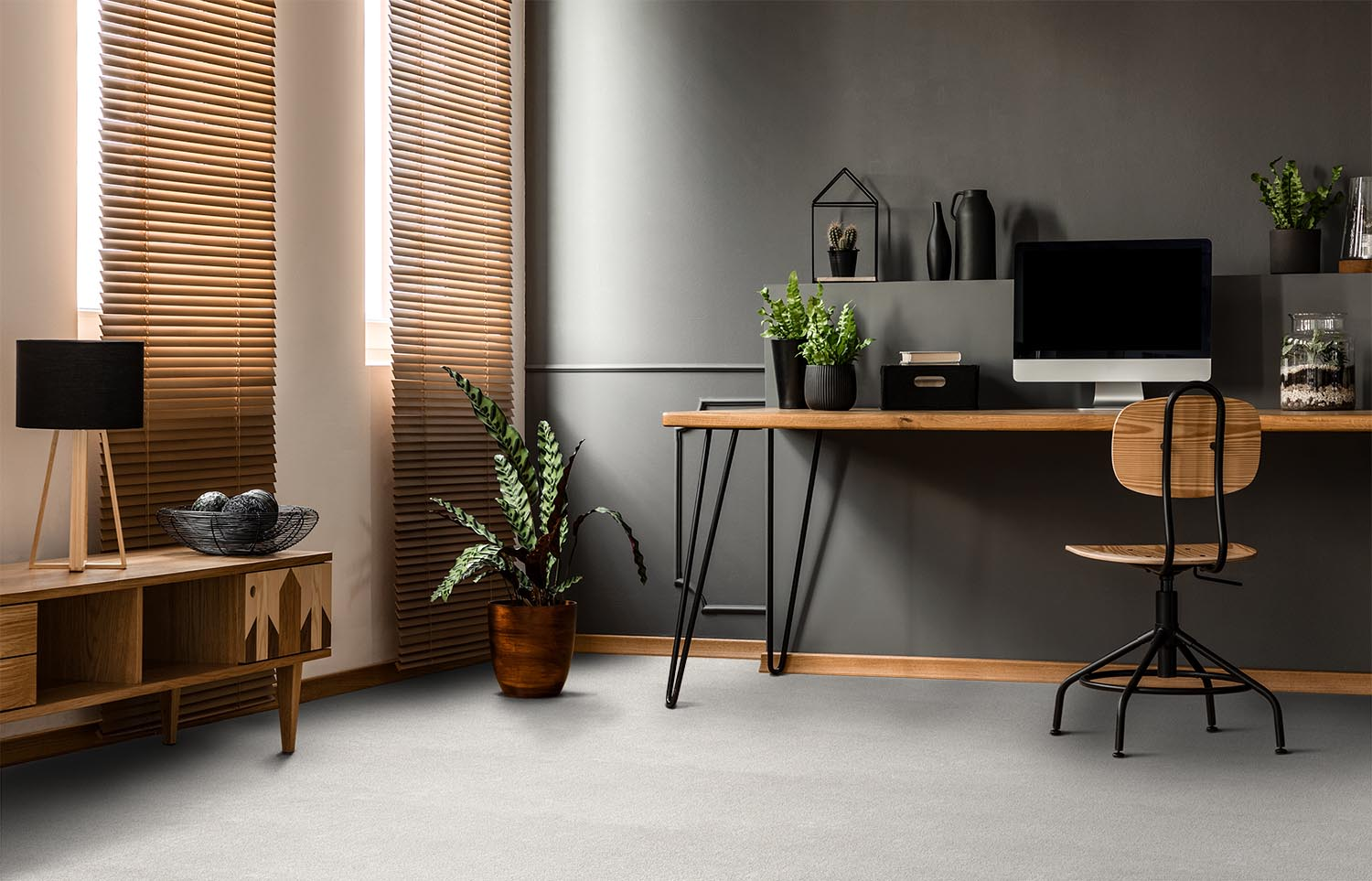 Softology - S201 - Plume home office