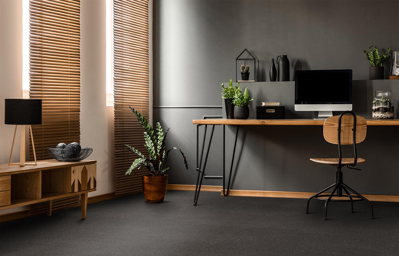 Softology - S201 - Mink home office