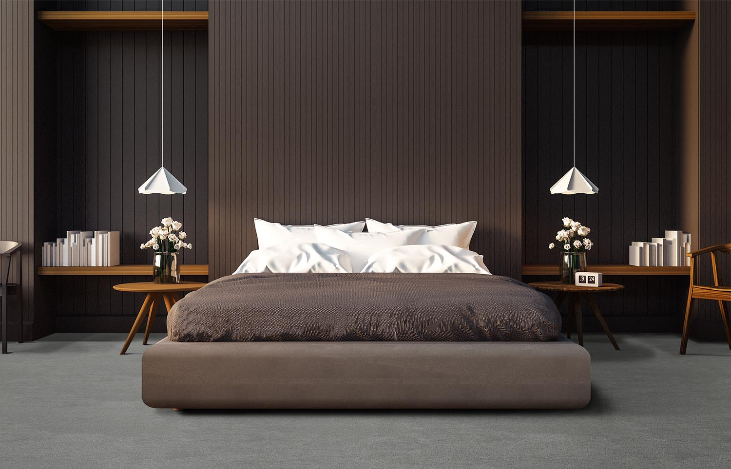 Softology - S301 - Brunia contemporary bedroom