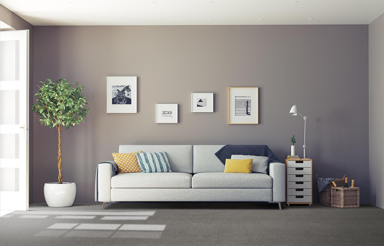 Softology - S101 - Ash classic living room