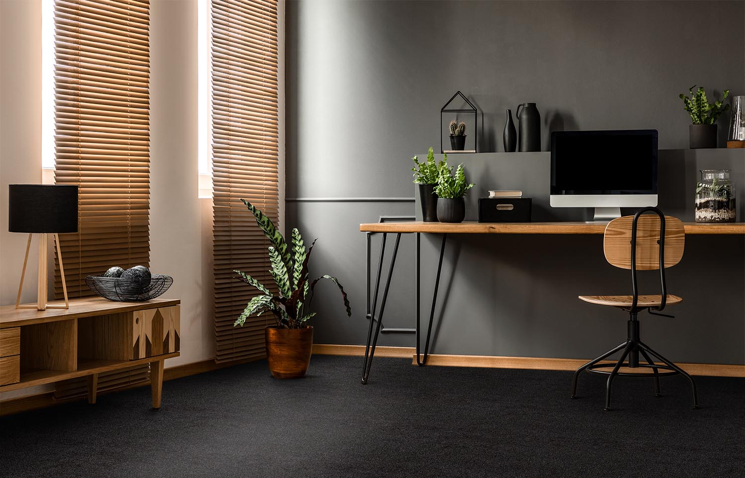 Softology - S201 - Abyss home office