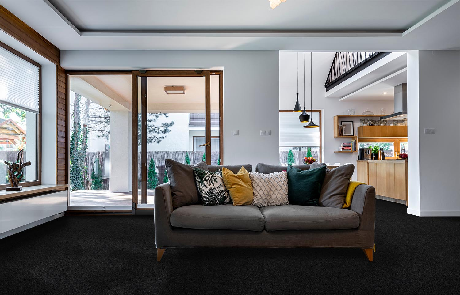 Contemporary lounge Westminster - Tact