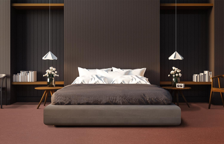 Contemporary bedroom Westminster - Perma
