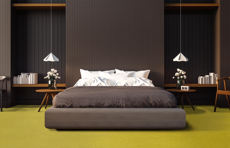 Contemporary bedroom Westminster - Neuro