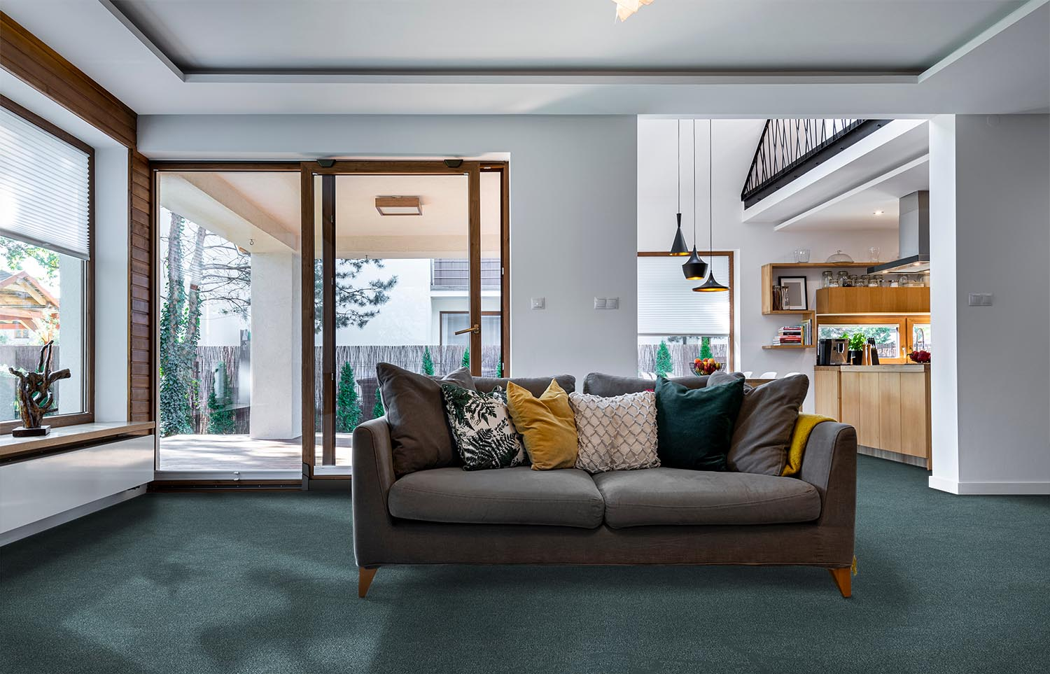 Contemporary lounge Westminster - Glint