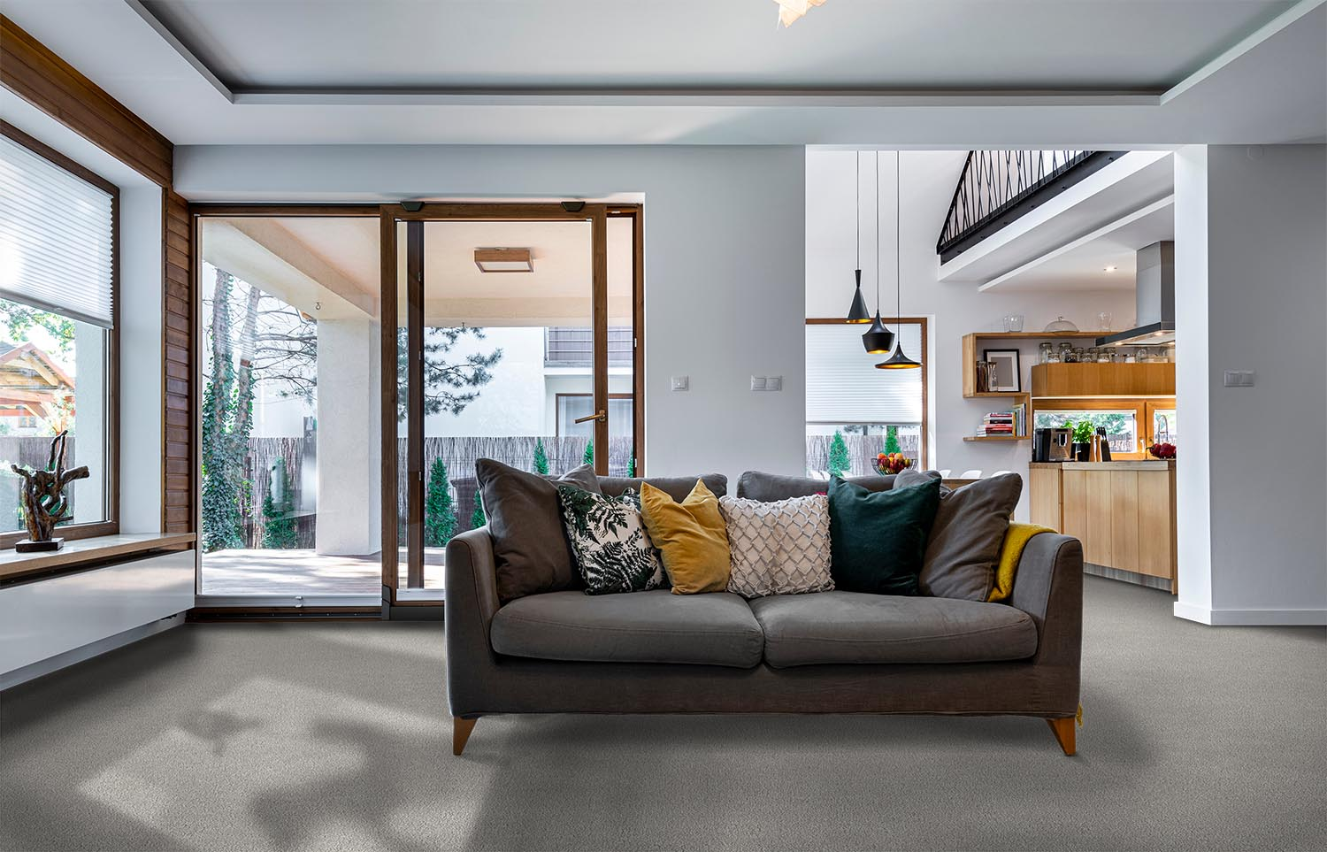 Contemporary lounge Westminster - Gesture