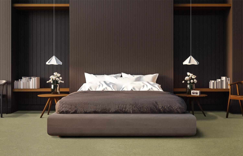 Contemporary bedroom Westminster - Empath