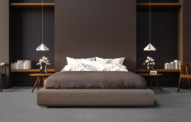 Contemporary bedroom Westminster - Echo