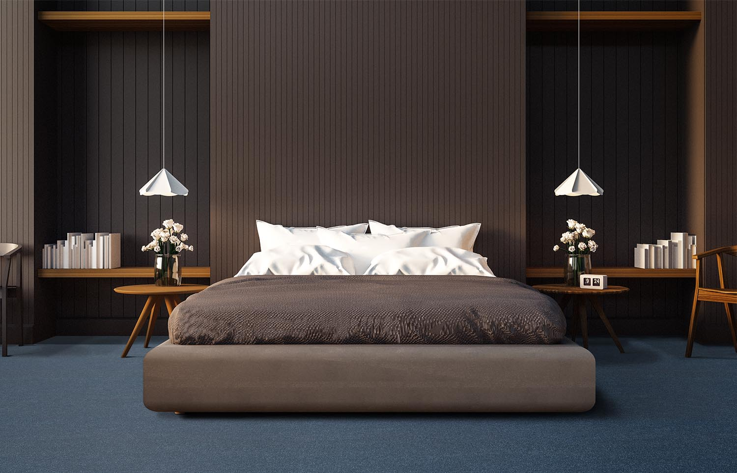 Contemporary bedroom Westminster - Dwell