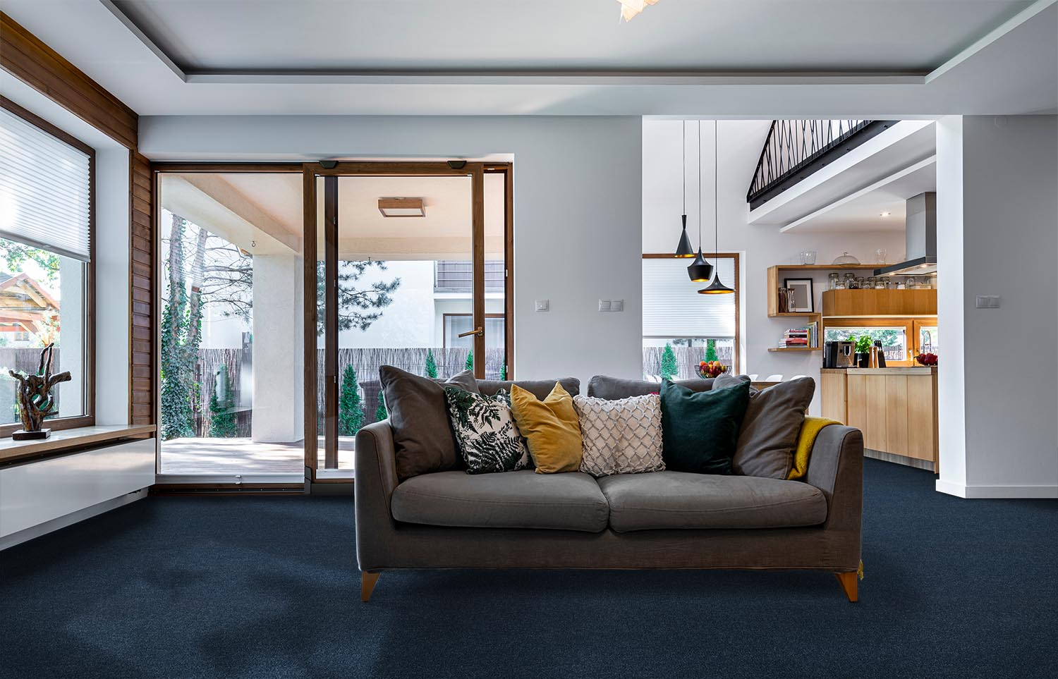 Contemporary lounge Westminster - Dwell