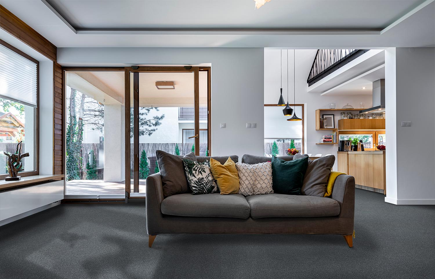 Contemporary lounge Westminster - Bionic