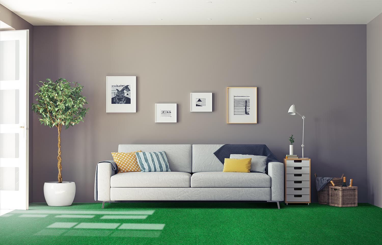 Color Rib - Lime