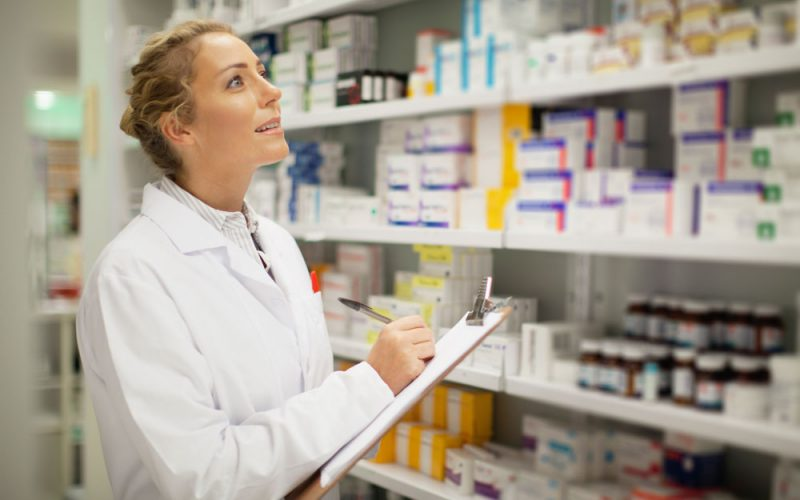 Pharmacy Inventory Management: Supply and Demand of Medication