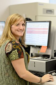 Heather Buehrer, PharmD, Staff Pharmacist at KC CARE