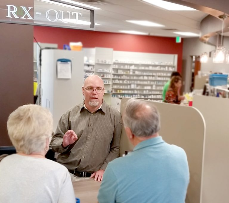 Pharmacist-Customer Connection is Key to Loyalty