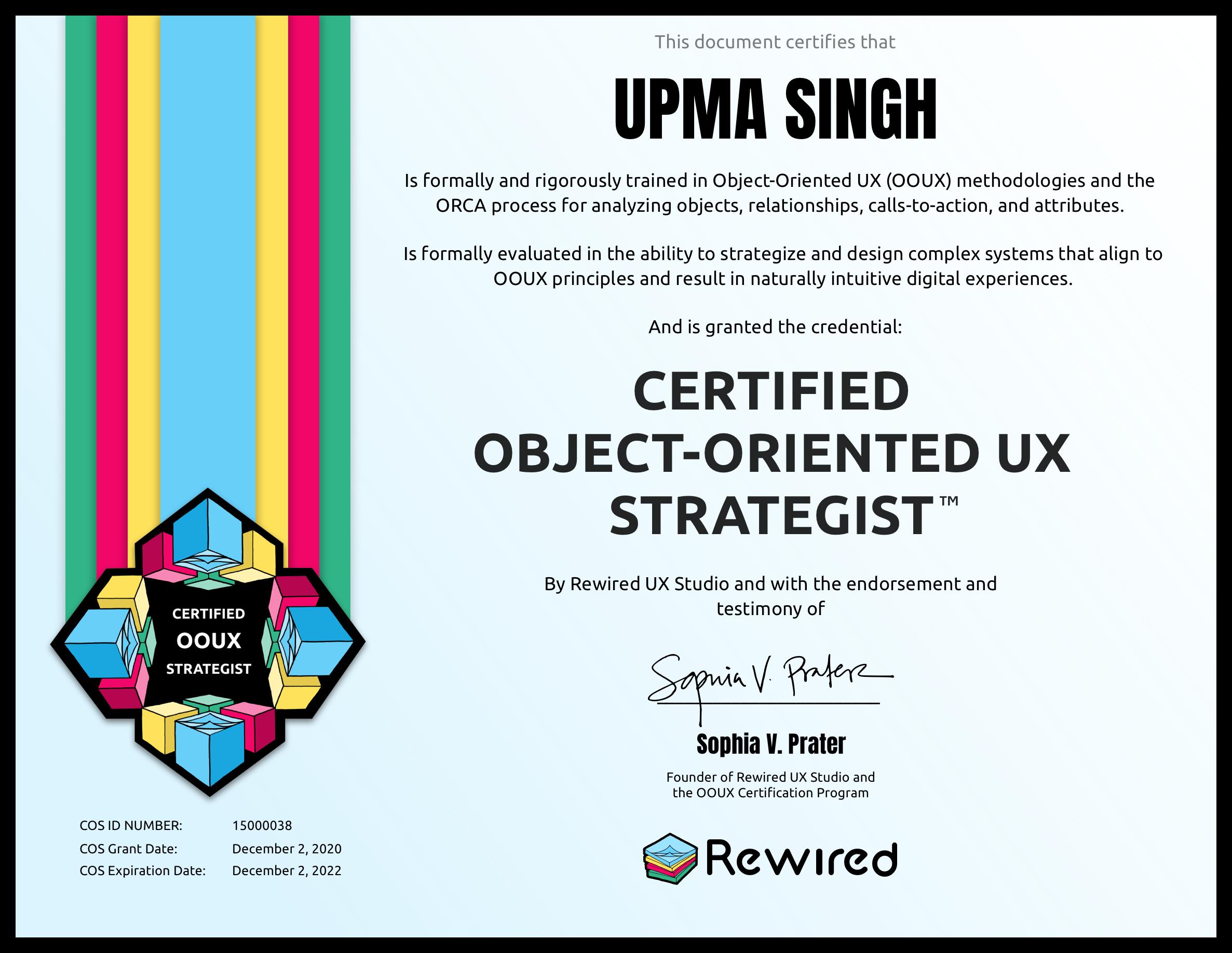 Upma Singh