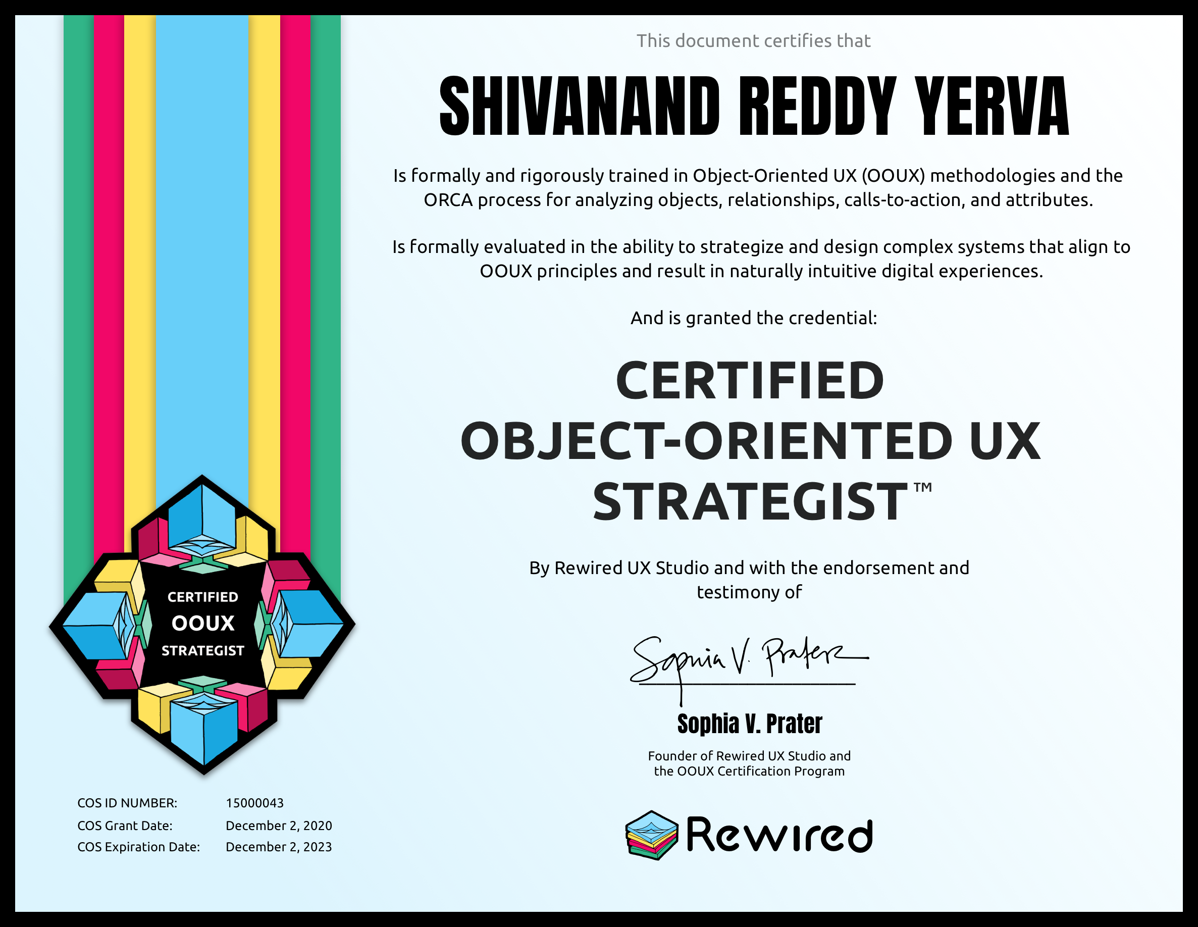 Shivanand Reddy Yerva