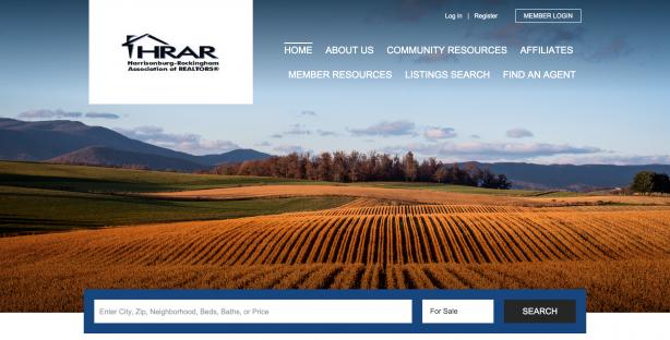 HRAR homepage