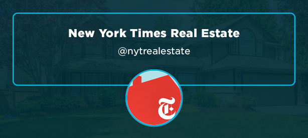 real estate twitter accounts