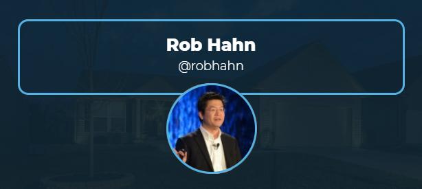 Rob Hahn Twitter