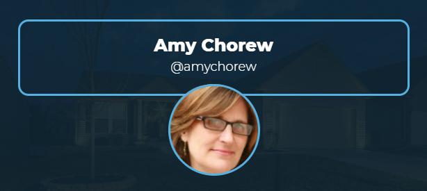 Amy Chorew Twitter