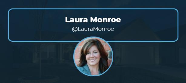 Laura Monroe Twitter