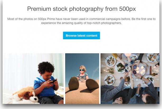royalty-free stock photos 500px Prime