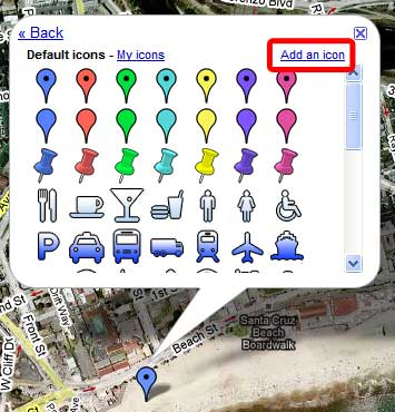 Use Google Maps to create custom maps for your customers