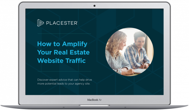 amplify real estate website traffic
