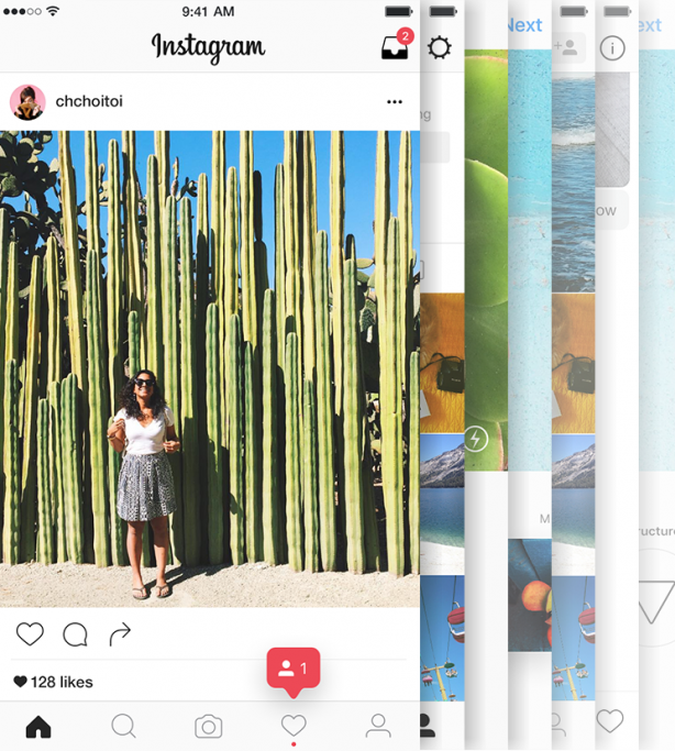 Instagram- real estate branding tools