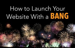 Launch real estate website bang