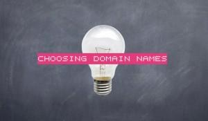 Choosing Domain Names for Real Estate