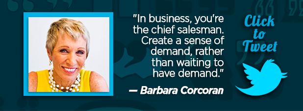 Barbara Corcoran real estate
