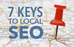 Local keys local SEO search engine optimization
