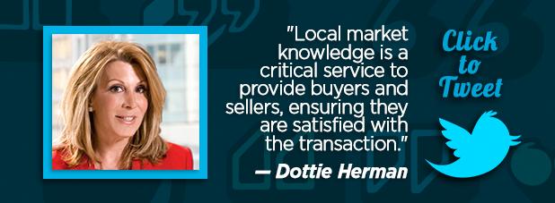 Dottie Herman real estate