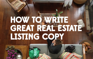 Real estate listing copy tips