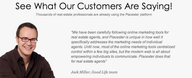 Placester platform reviews