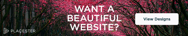 Want A Beautiful Website House Ad