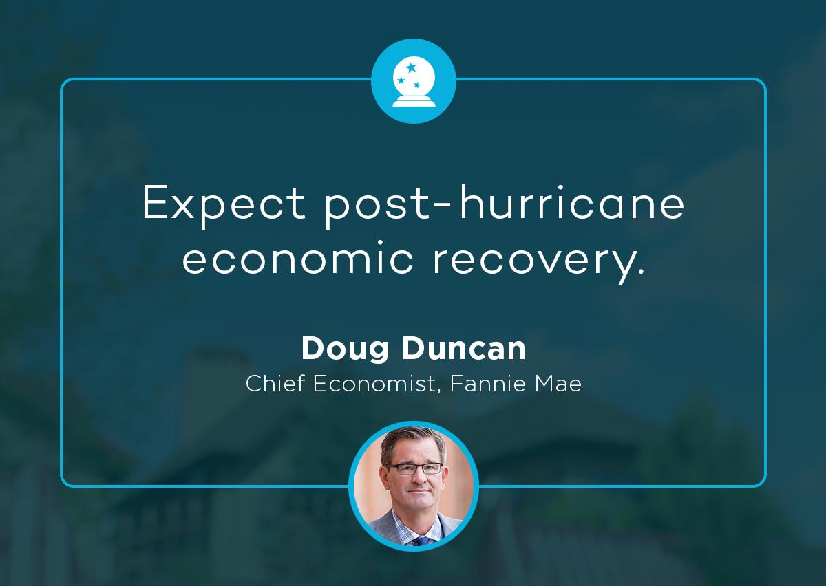 Doug Duncan 2018 real estate prediction